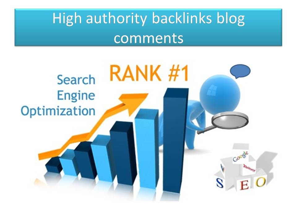 i will create high authority 75 dofollow backlinks blog comments