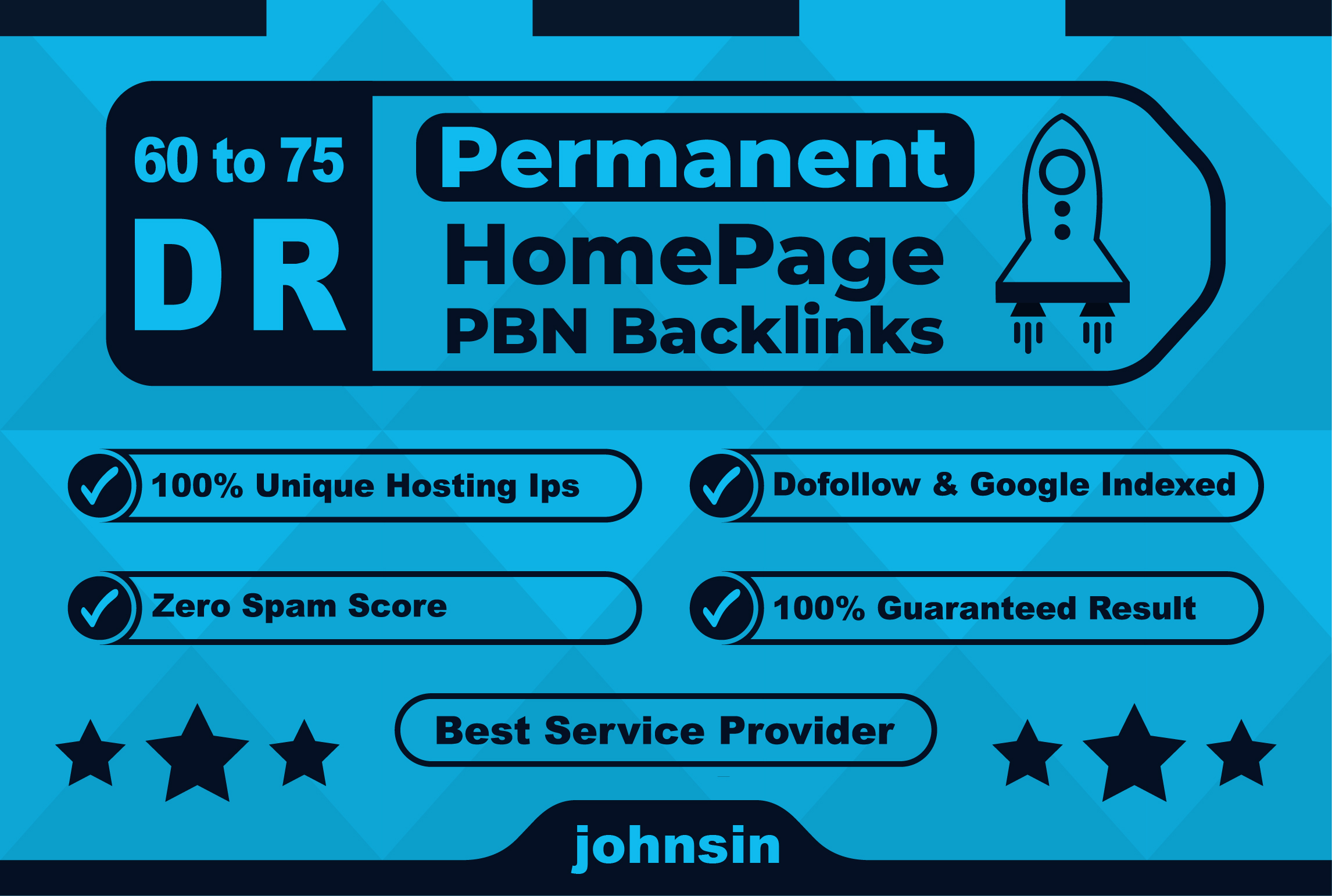 Proivde 10 Manual High DR 60 To75 Homepage PBN Dofollow Backlinks