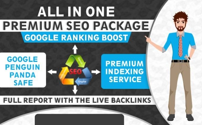 I will provide 10 typeof 250 backlinks SEO package for google ranking