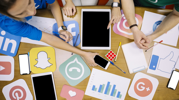 Social Media Maintenance & Optimization
