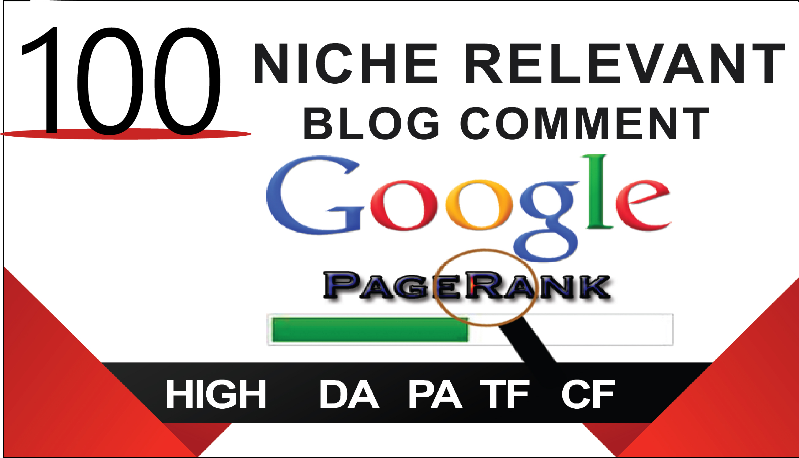 I will do 100 niche relevant manually blog comments