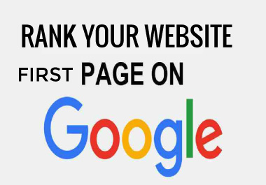 I will 50 SEO backlinks white hat method link building service for google top ranking