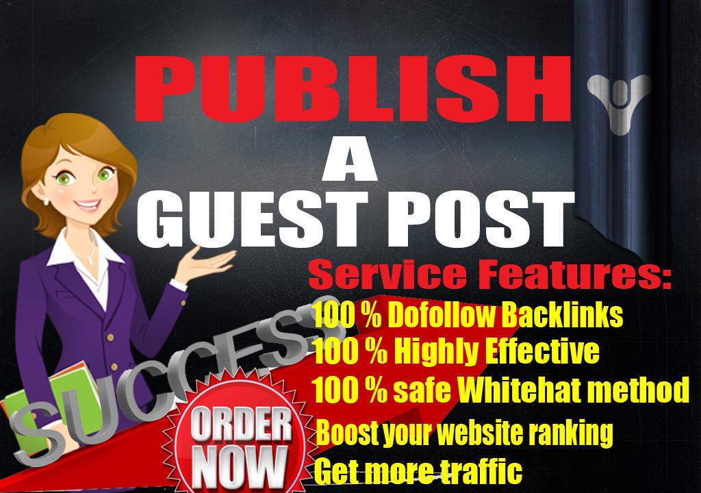 guest posts on Medium,  Bloglovin and LinkedIn Pulse
