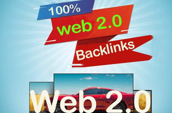 provide 50 web 2 0 backlinks manually