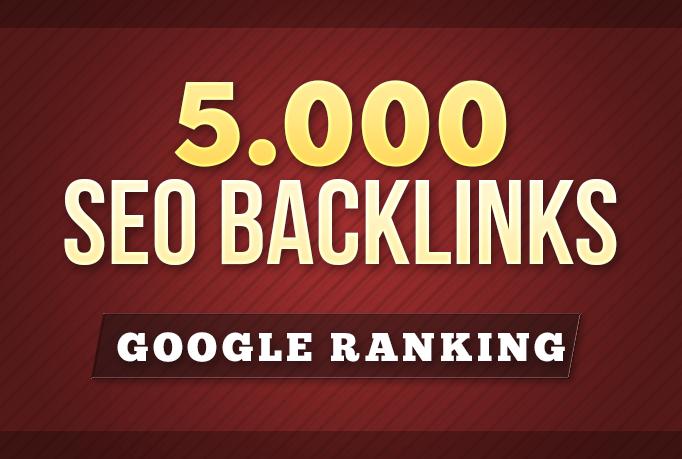 do 5000 plus Multi Tired top SEO backlinks For ranking