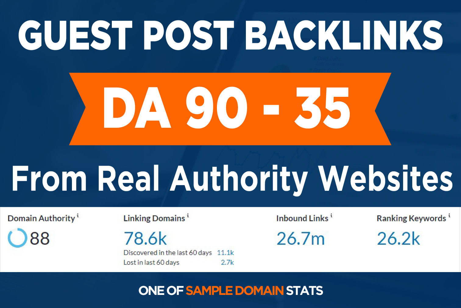create high da 20 Websites guest post SEO authority backlinks
