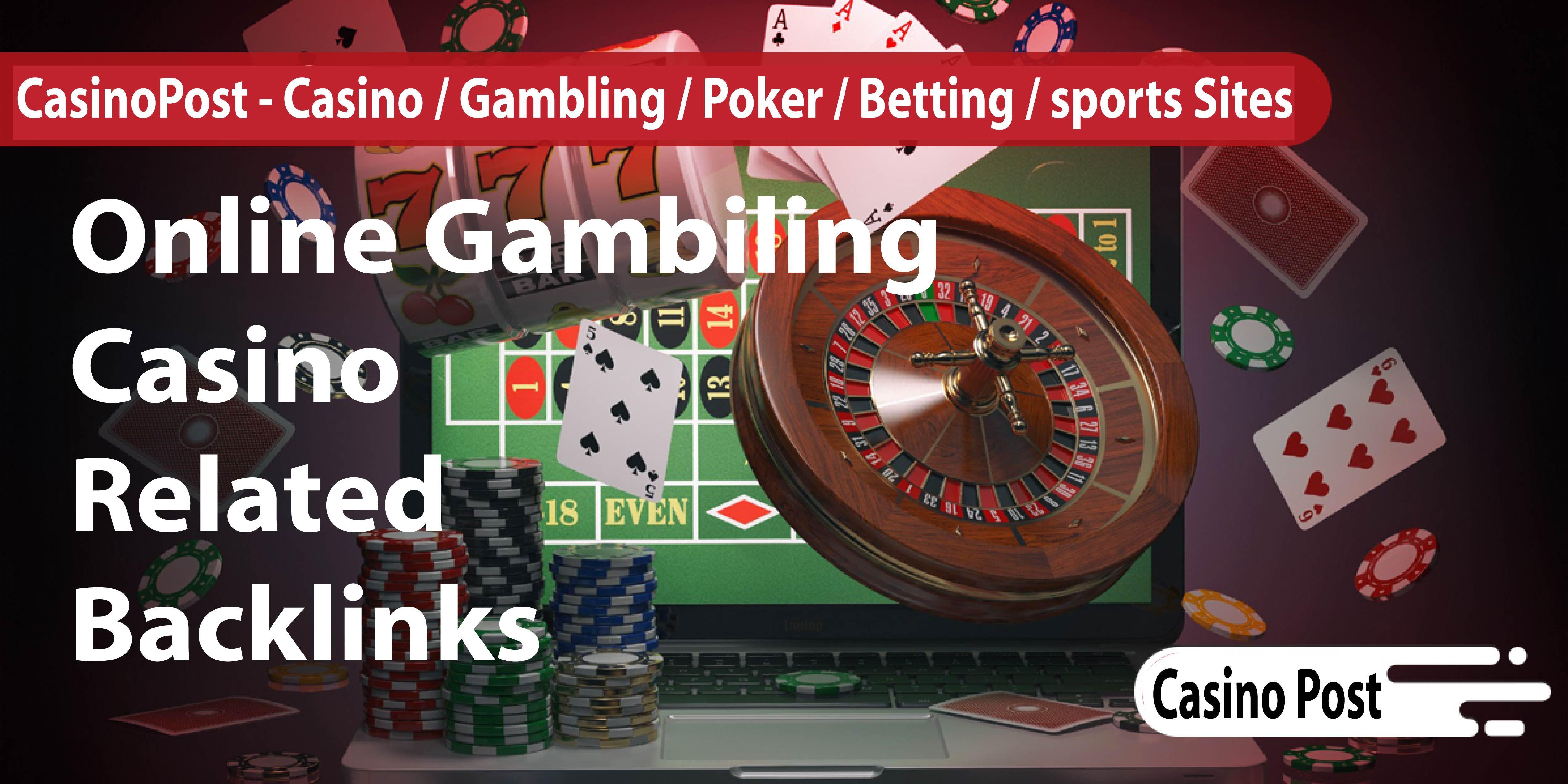 350 Powerful Casino Poker Sports Betting Gambling PBN Backlinks Dripfeed 30 days PBN Backlinks