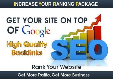 I will provide DA Domain Authority 50+ Do-follow - Full Details backlinks for your website