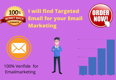 Provide you 2000 World wide email For Your Brand Business By Email marketing