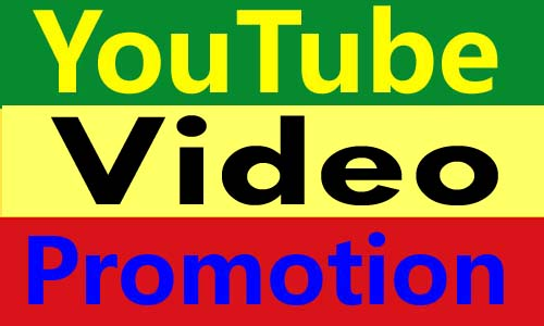 Get YouTube Video & chanel Promotion Fast Vai World Wide User