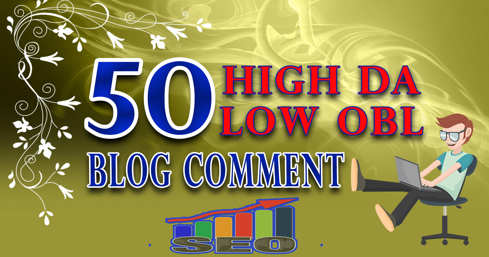I will do 50 dofollow low obl blog comment
