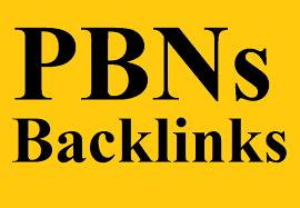 I will create 50 homepage pbn backlinks