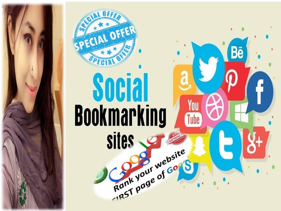 I Will Publish 100 Hihg Pr Dofollow Social Media Profile Backlinks With Google Top Ranking