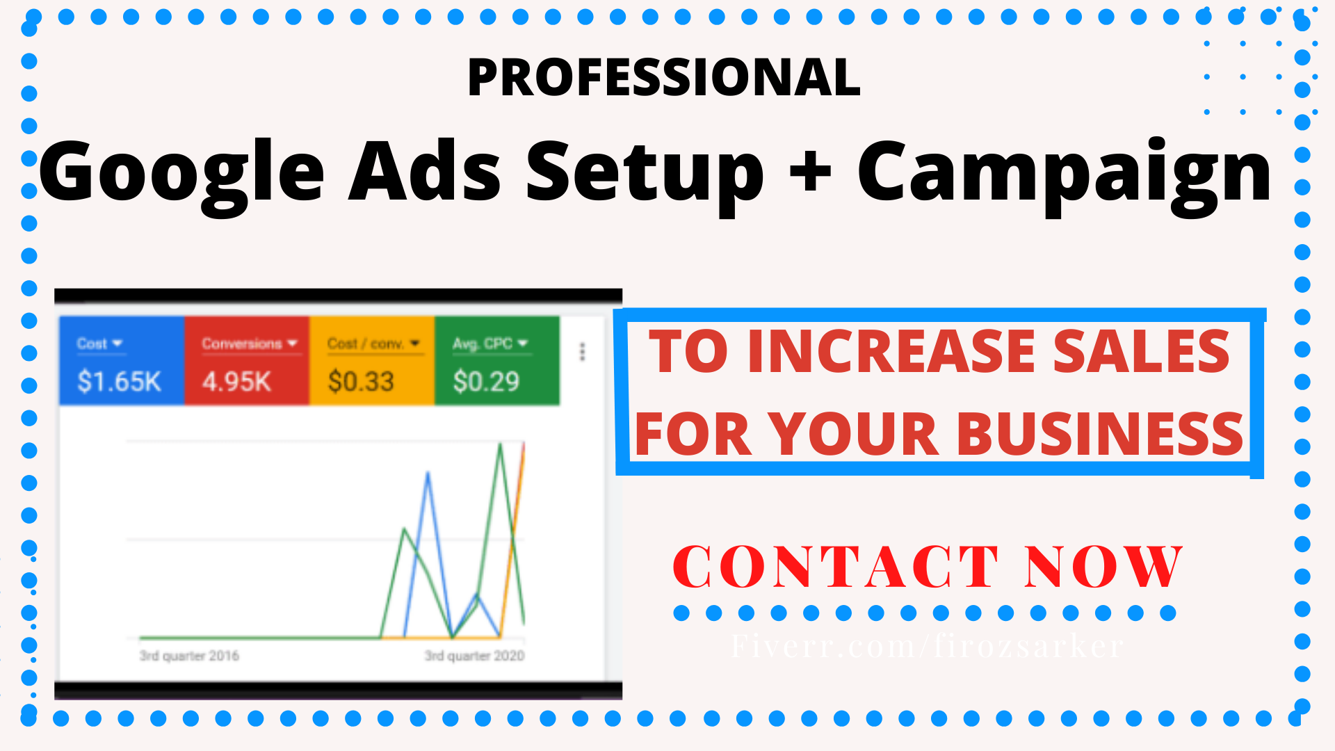 I will create and optimize google ads PPC campaign