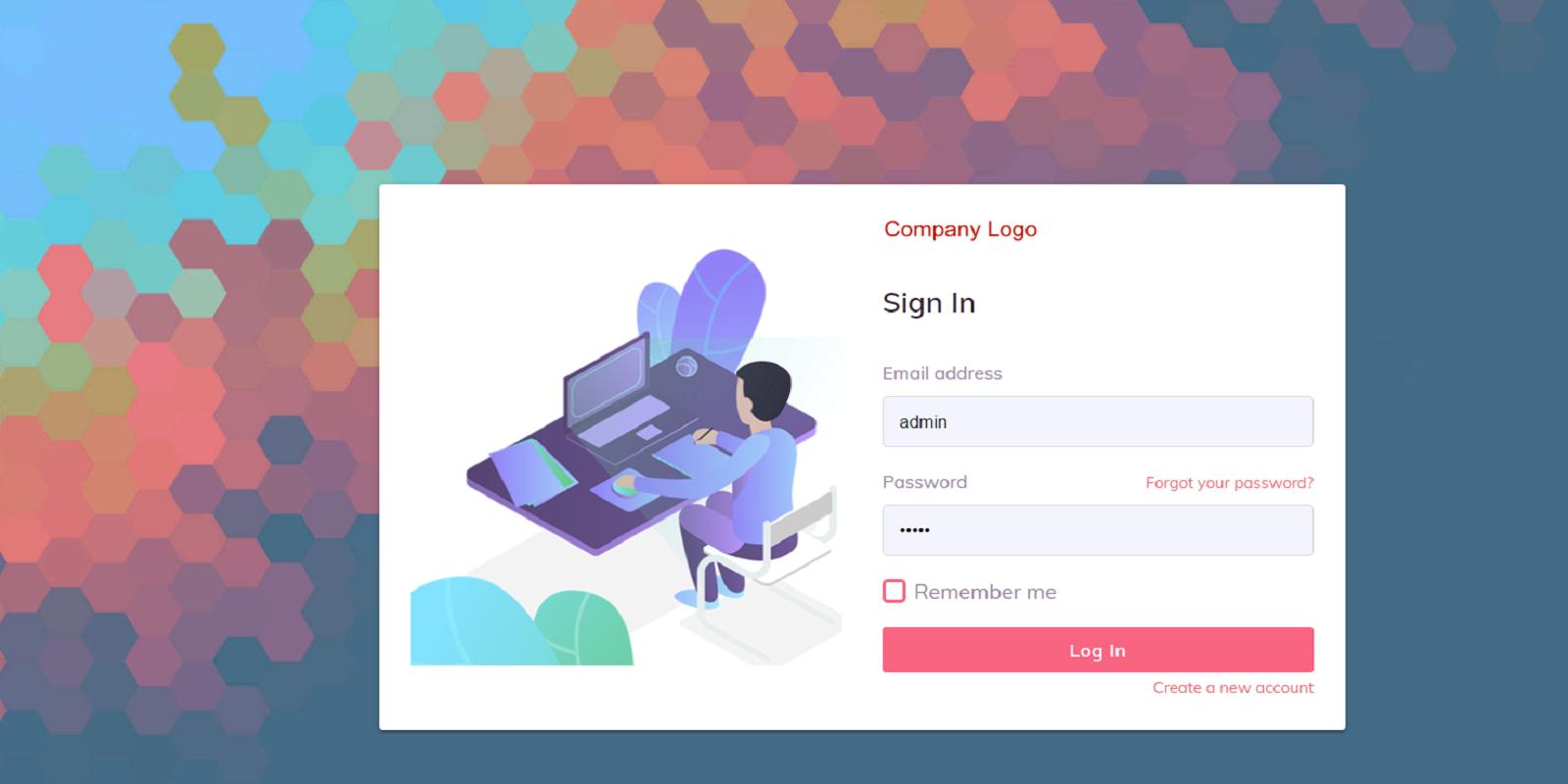Login Logout Register Forget Password CRUD System in PHP MySQL CodeIgniter