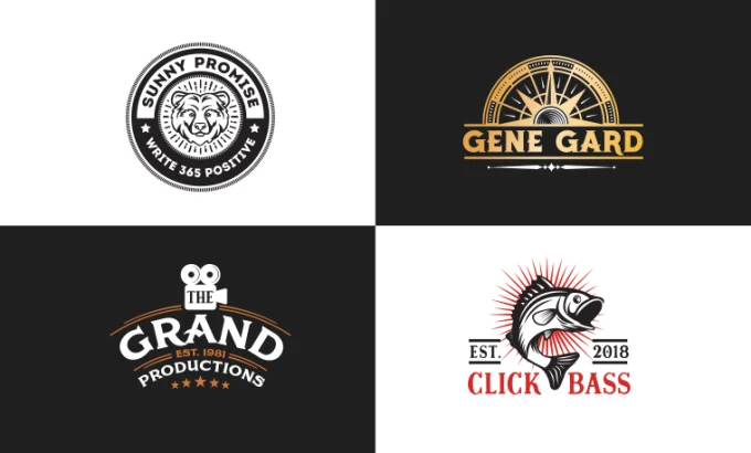 I will design professional logo for your business