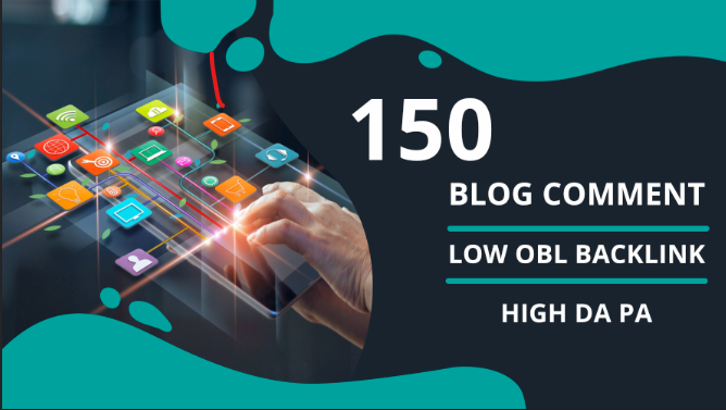 I will 150 SEO do follow backlinks with low obl links