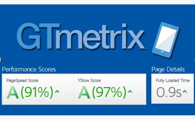 I will increase your website speed on Gtmetrix from 60 to 75+