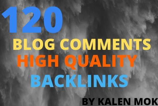 I Will Do 180 blog comments high quality backlinks DA 30+