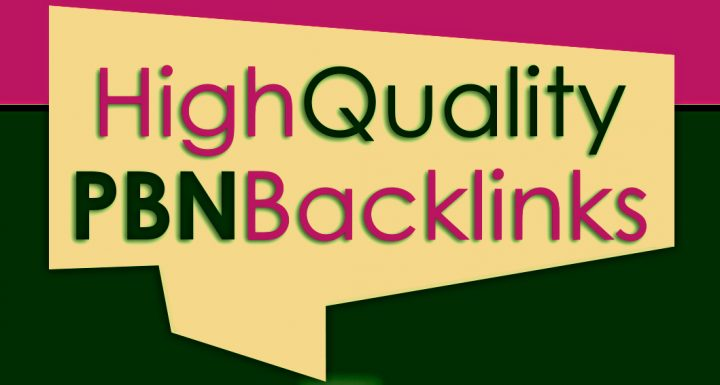 9 DR 50 to 60 homepage high quality pbn backlink