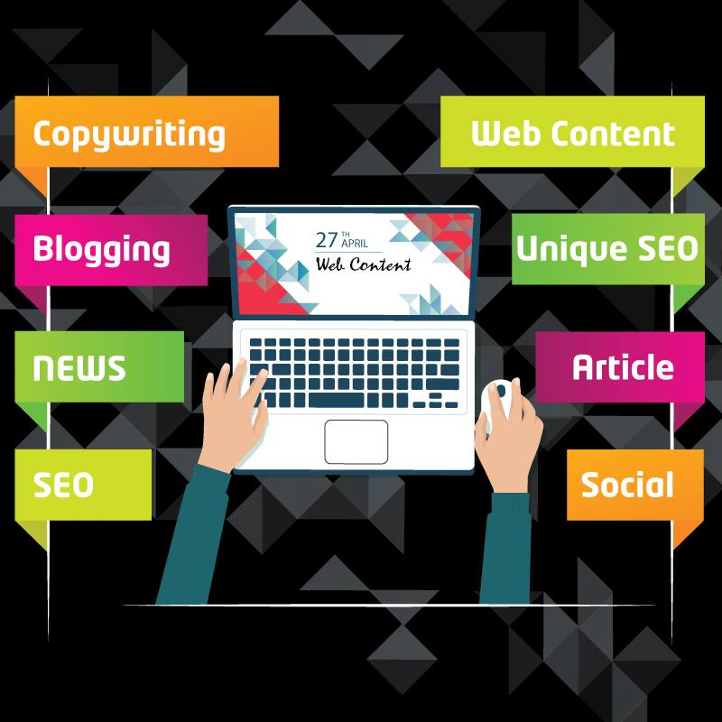 I will do seo article writing,  blog writing,  website content writing