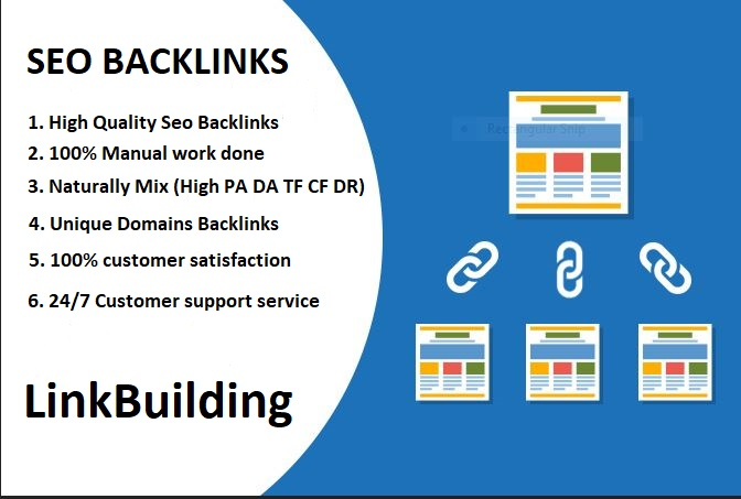 Rank Your Website Ultimate Seo Services - 100 High Quality Backlinks
