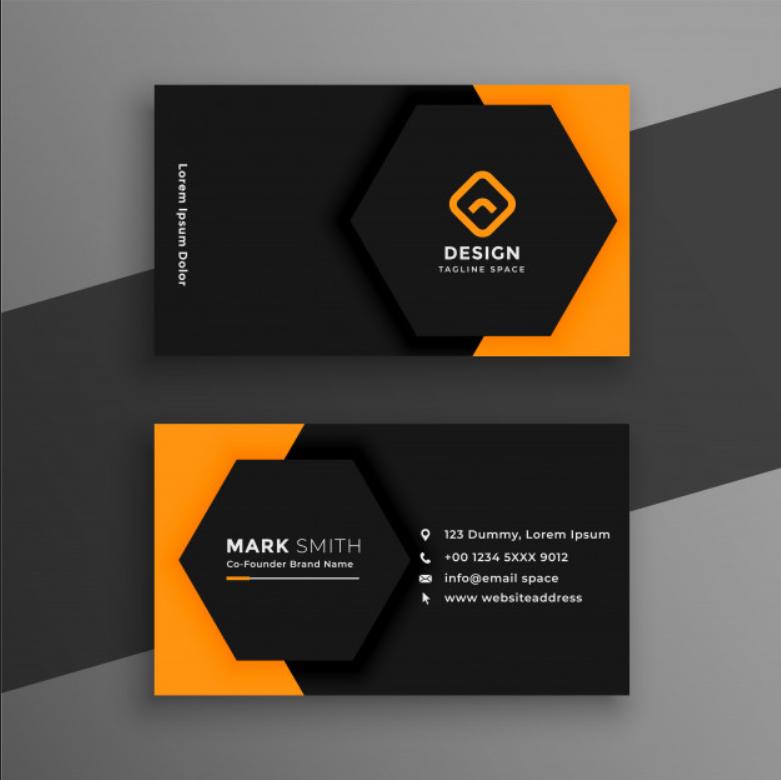 I will design unique professional business card