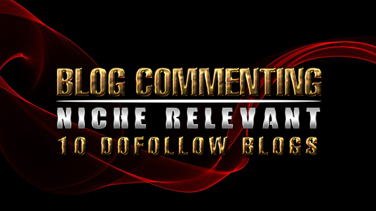 Do manually 10 dofollow high quality casino relevant blog comment backlinks