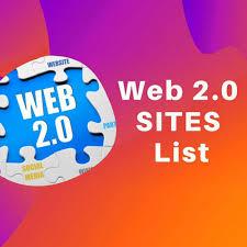 I will manually create 20 web 2.0 high authority backlinks