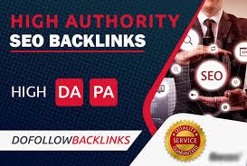 I will create 550 high authority dofollow backlinks