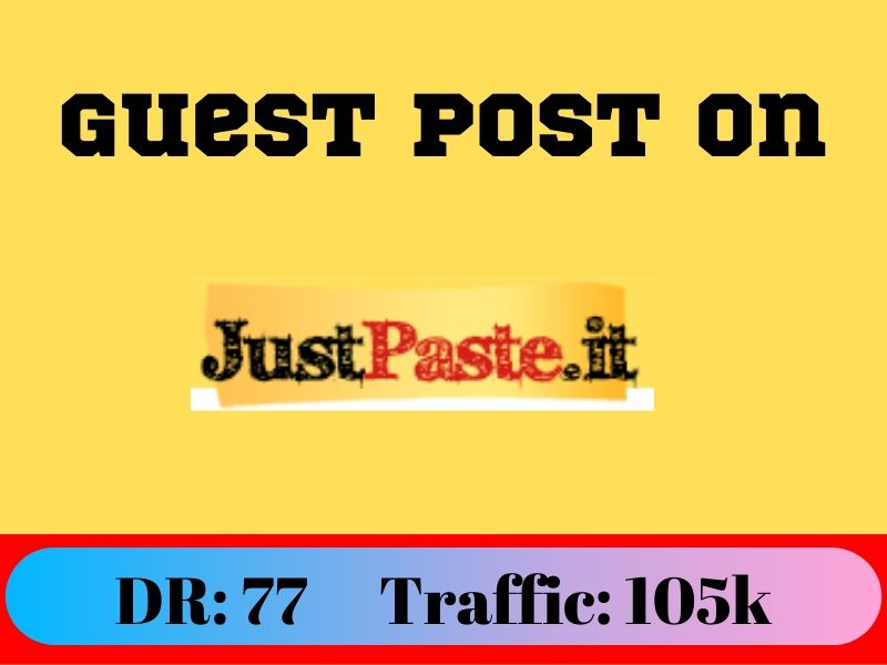 Guest Post On Justpaste.it DA90 DR77 Permannet Post