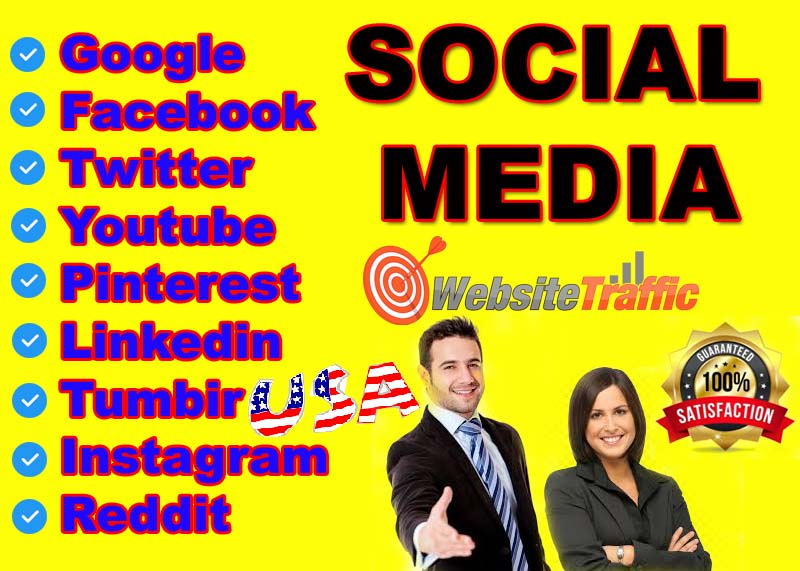 I will send USA, CANADA, EUROPE and keyword target web traffic