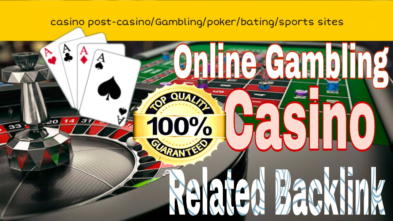 Latest Update Powerfull All In One Casino Gambling Adult Sites Backlinks Package