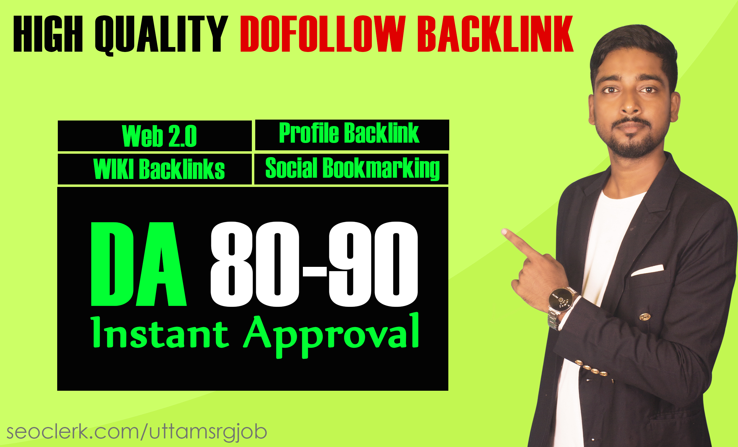 DA 80+ White Hat Contextual SEO Dofollow High Quality PREMIUM Backlinks