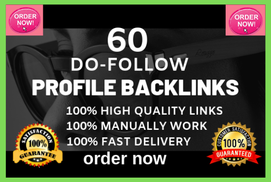 Provide you HIgh PR Domain Authority Dofollow SEO backlinks for Ranking