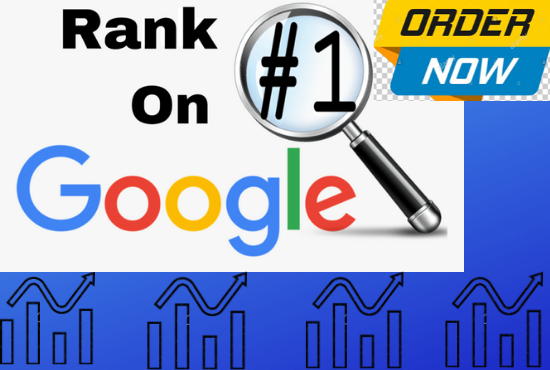 I will rank your website first page of google guaranteed