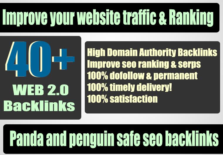 40+ High Quality Permanent Dofollow PA DA TF CF HomePage PBN Backlinks