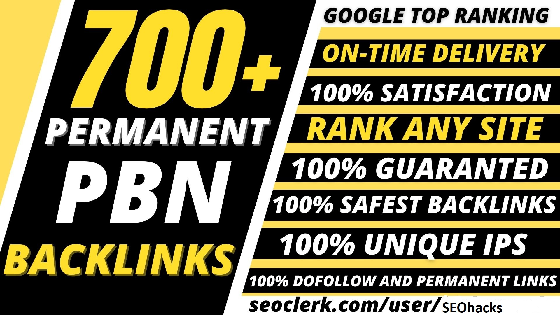 Provide you 700 DR 50 to 70 contextual dofollow pbn backlinks for good seo results