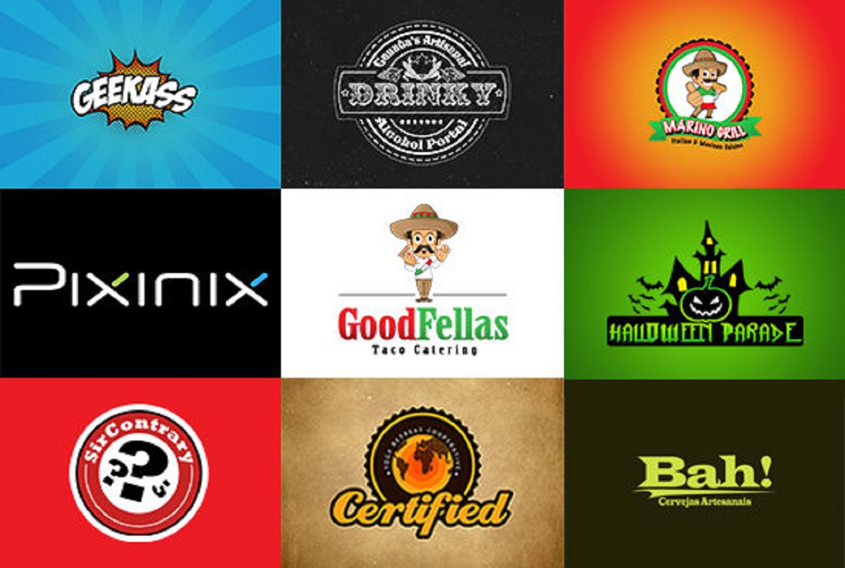 I will design 3 Versatile logos for your company