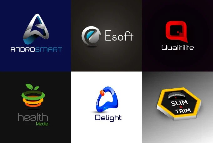 i will design amazing 3d logo for your business