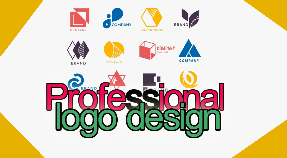 I WILL Do Perfect Professional Logo Design