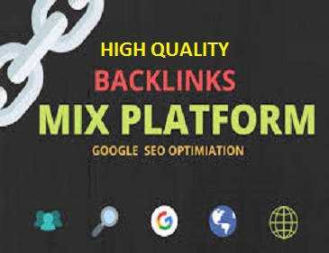 Provide Mix 150 Seo Backlinks For Boost Your Website Google Ranking