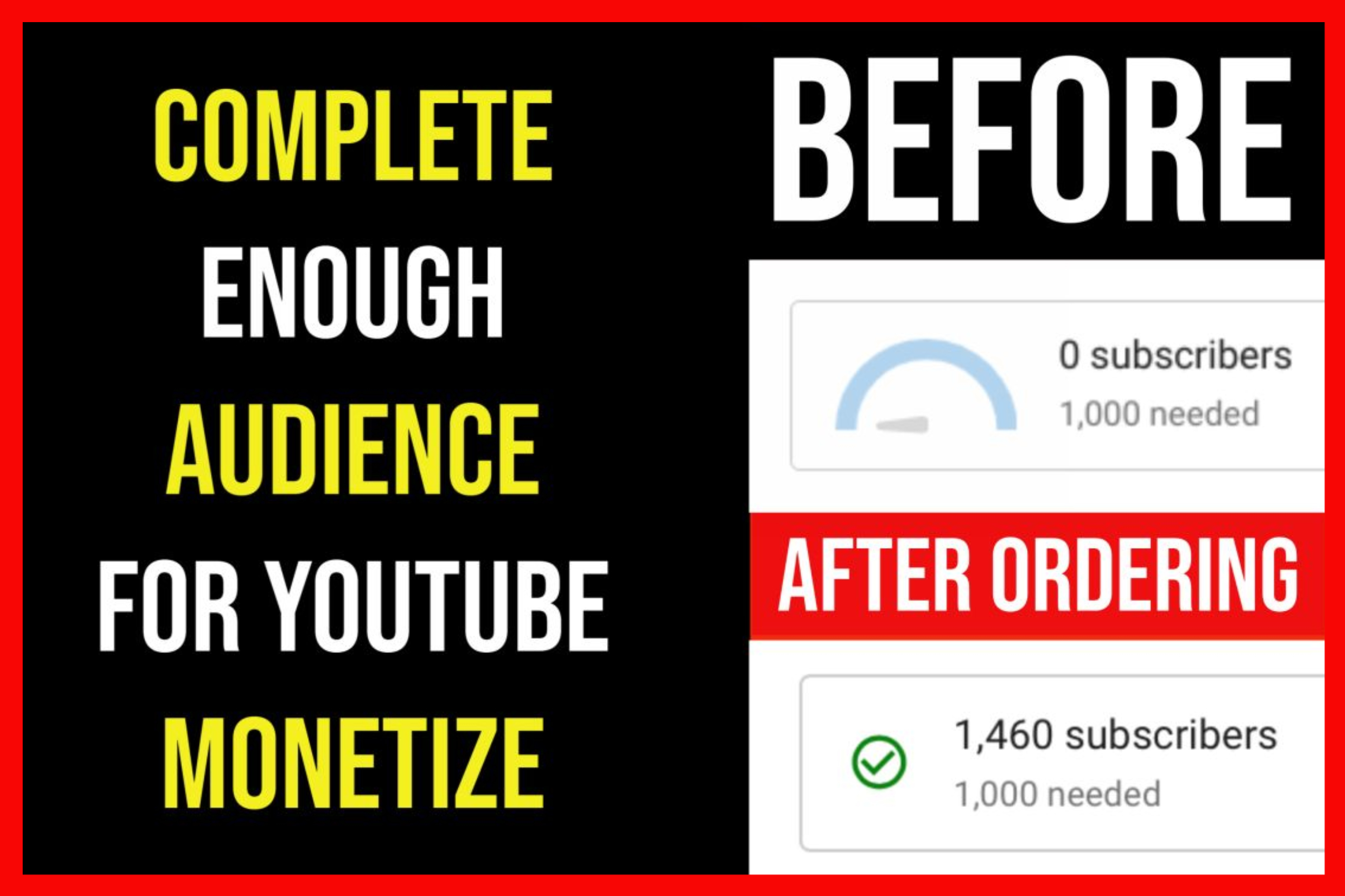 Get Complete YouTube Requirements For Enable Monetize