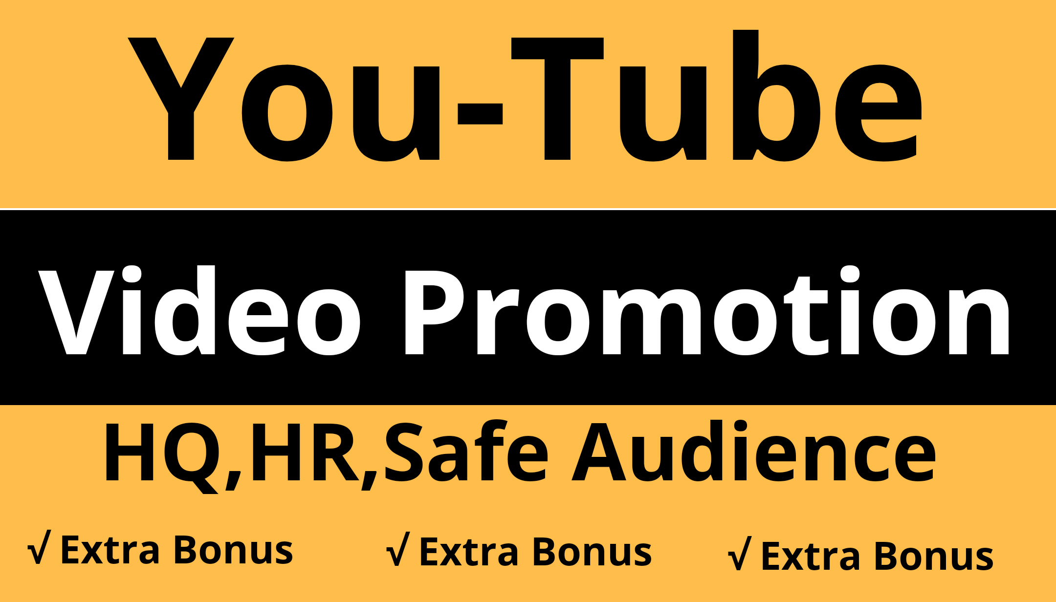 Well Quality YouTube Video Promotion and Organic Marketing