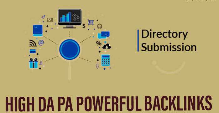 Build 100 DA30+ Ultimate Strong Directory Submission Backlinks
