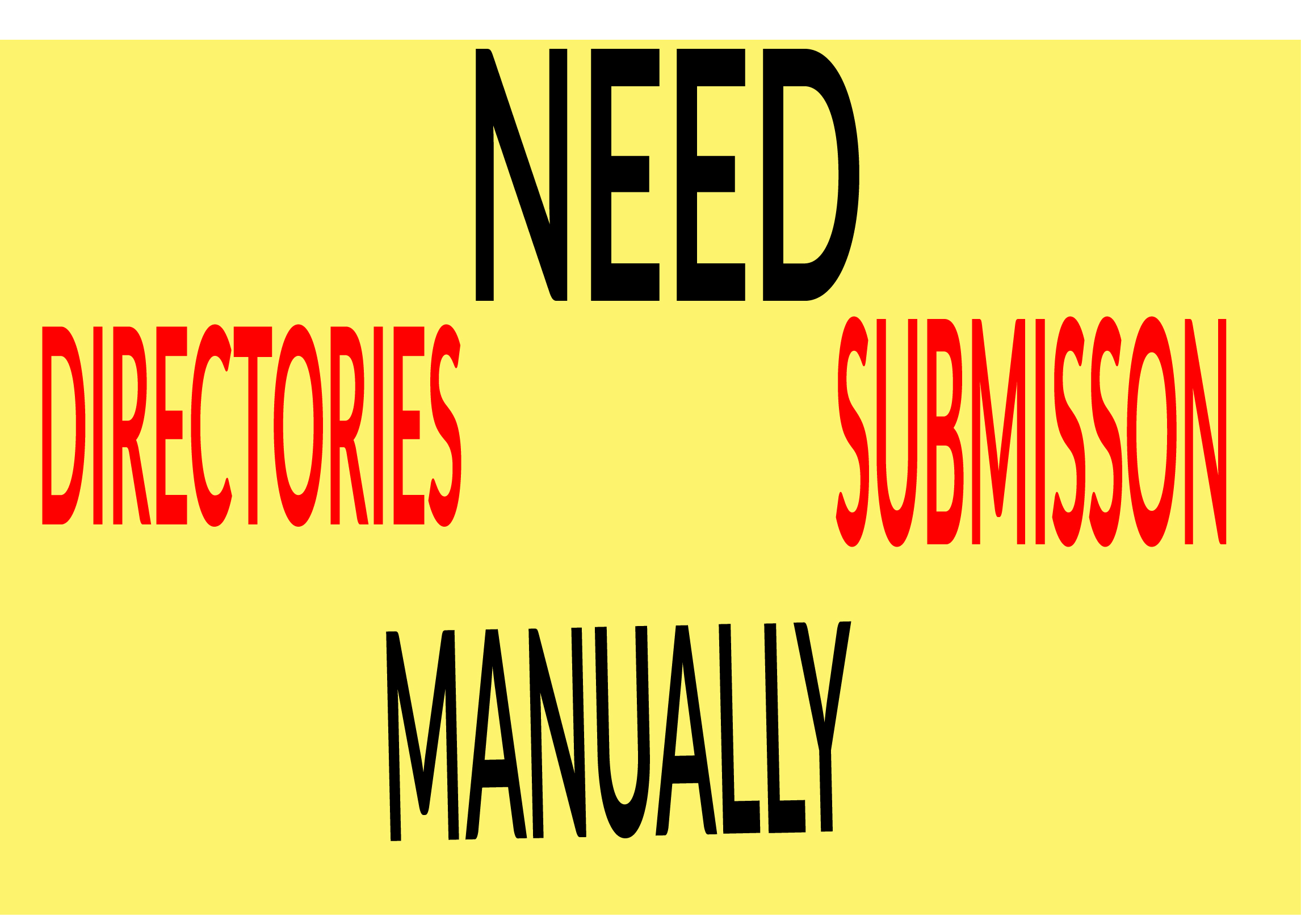 I will build local citation and directory submission upto 25 sites
