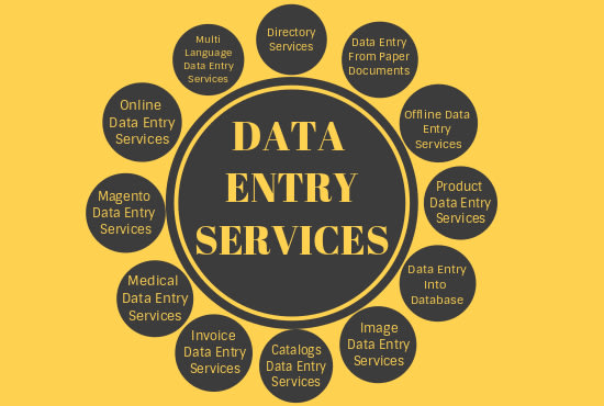 I will do excel data entry job, typing, copy paste, web scraping