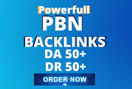 I will 2 do supreme quality pbn backlinks home page posts