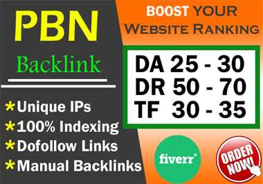 I will make 50 high quality dofollow backlinks for off page SEO