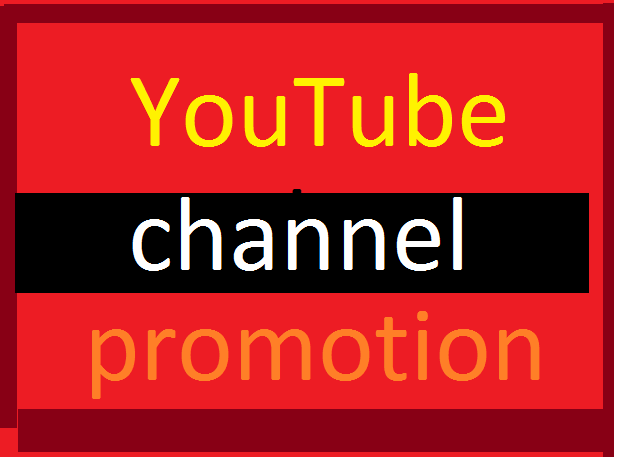 YouTube promotion Social Media Marketing